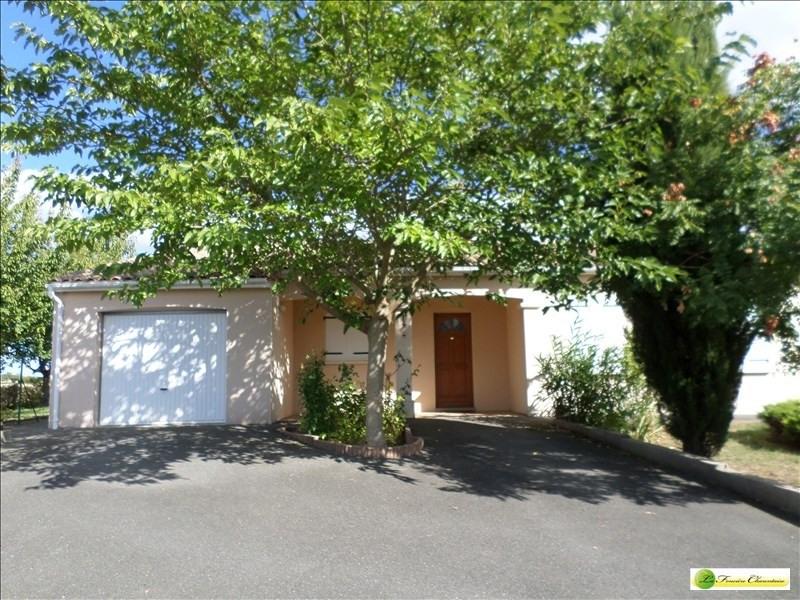 Sale house / villa Roullet st estephe 185000€ - Picture 1