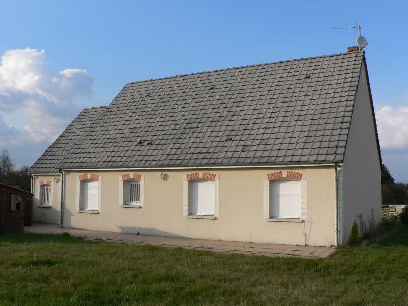 Sale house / villa Romorantin lanthenay 153700€ - Picture 2