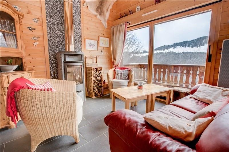 Vente de prestige maison / villa La cote d arbroz 730000€ - Photo 5