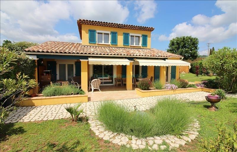 Vente maison / villa Saint cezaire sur siagne 425000€ - Photo 2