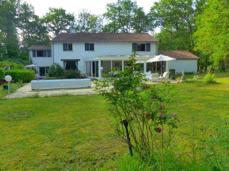 Vente maison / villa Croutelle 399000€ - Photo 1