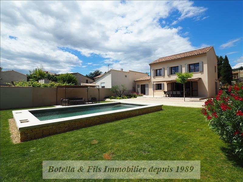 Deluxe sale house / villa Uzes 420000€ - Picture 2
