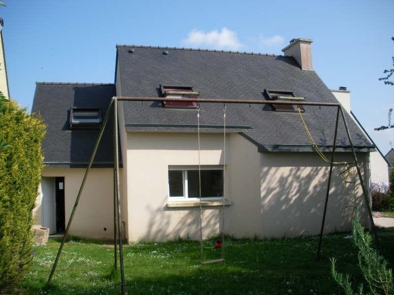 Rental house / villa Lannilis 670€cc - Picture 1