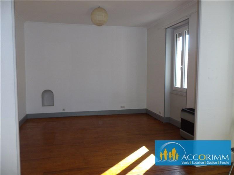 Venta  apartamento Villeurbanne 164000€ - Fotografía 3