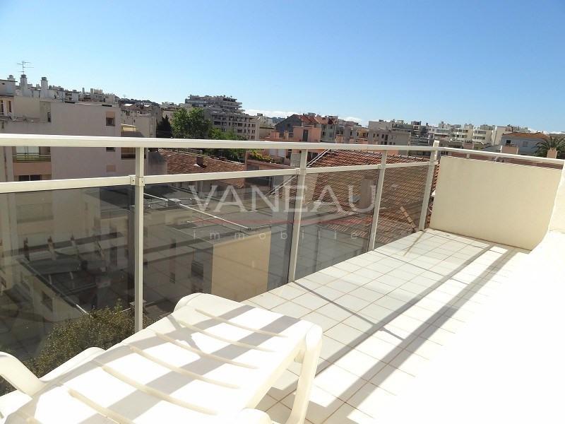 Vente appartement Juan-les-pins 255000€ - Photo 1