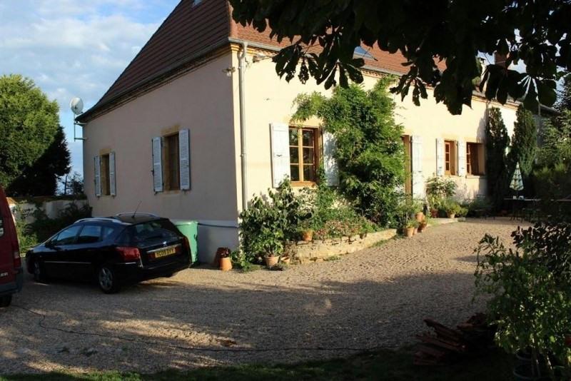 Vente maison / villa Marcigny 268000€ - Photo 1