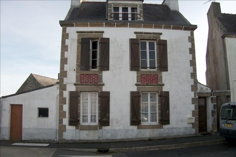 Sale house / villa Beuzec cap sizun 64200€ - Picture 1