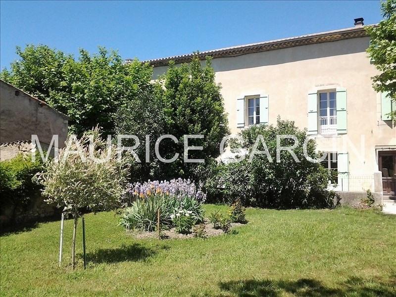 Vente maison / villa Pierrelatte 378000€ - Photo 1