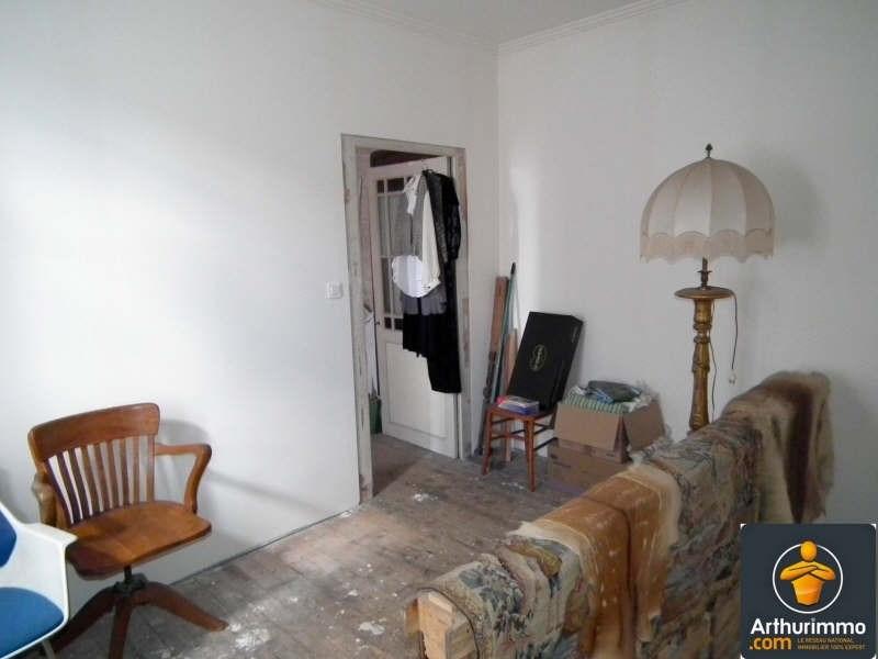 Sale house / villa Matha 81000€ - Picture 5