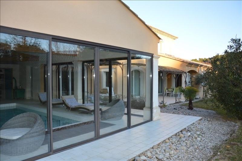 Verkoop van prestige  huis Pernes les fontaines 630000€ - Foto 7