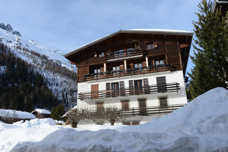 Vente de prestige appartement Chamonix-mont-blanc 2 700 000€ - Photo 1