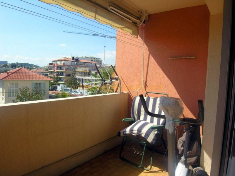 Vendita nell' vitalizio di vita appartamento Cagnes-sur-mer 71000€ - Fotografia 3