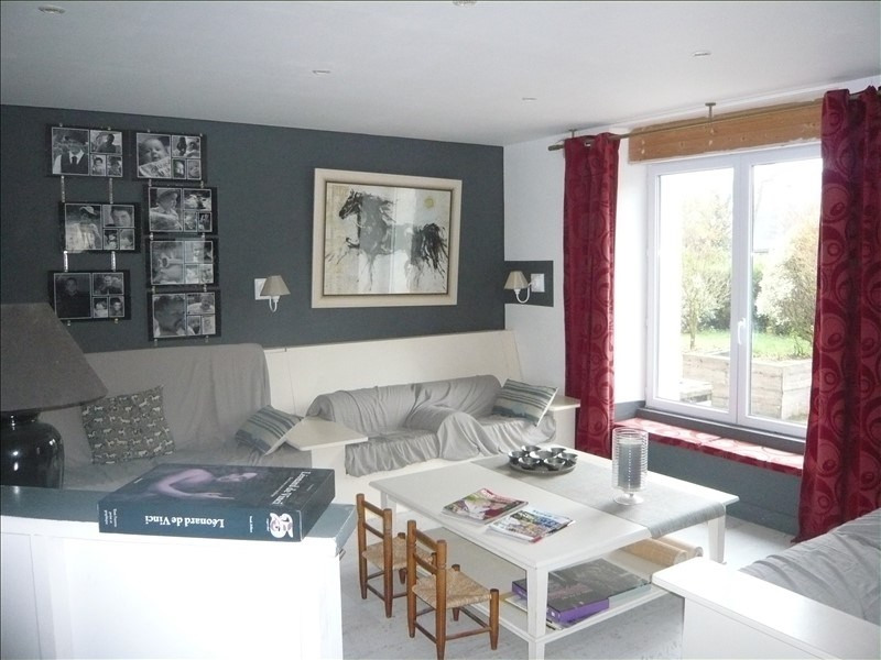 Sale house / villa Brandivy 270400€ - Picture 2