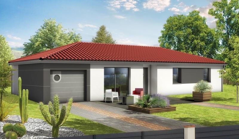Maison  5 pièces + Terrain 1065 m² Luzillat par ELAN AUVERGNE