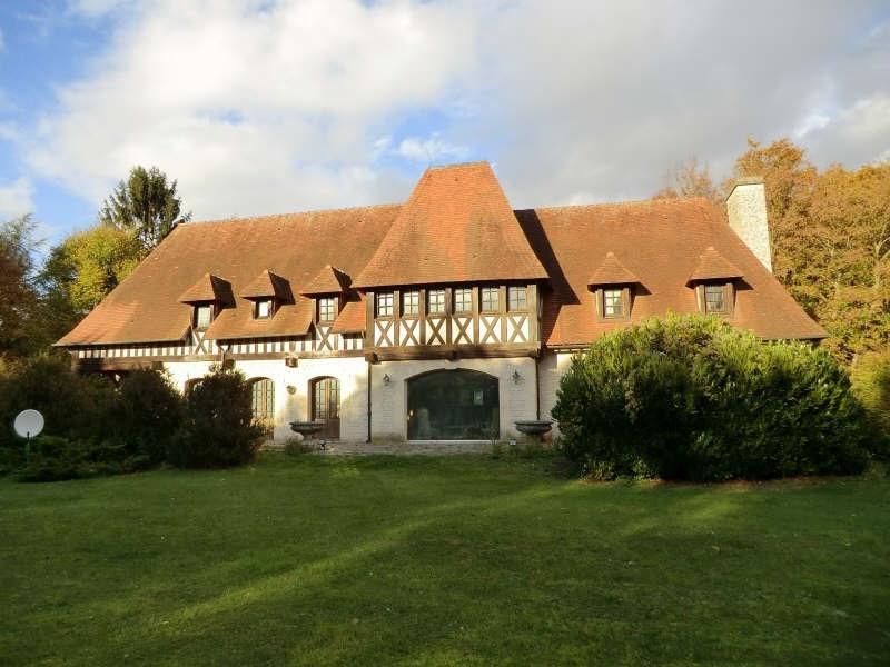 Deluxe sale house / villa Orry la ville 780000€ - Picture 1