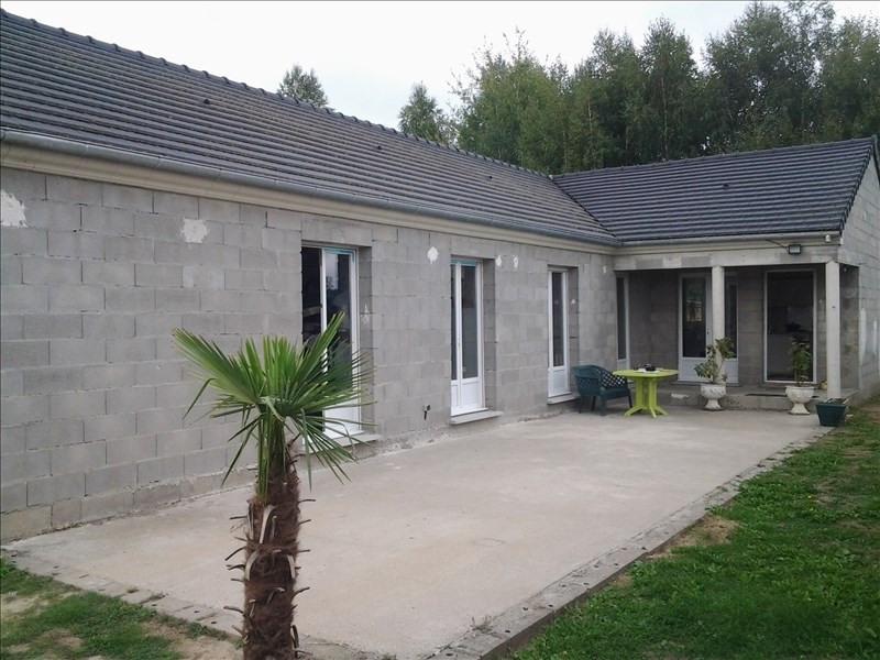 Sale house / villa Contres 120000€ - Picture 1