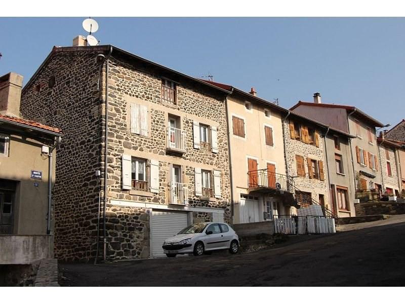 Sale house / villa Le monastier sur gazeille 135000€ - Picture 1