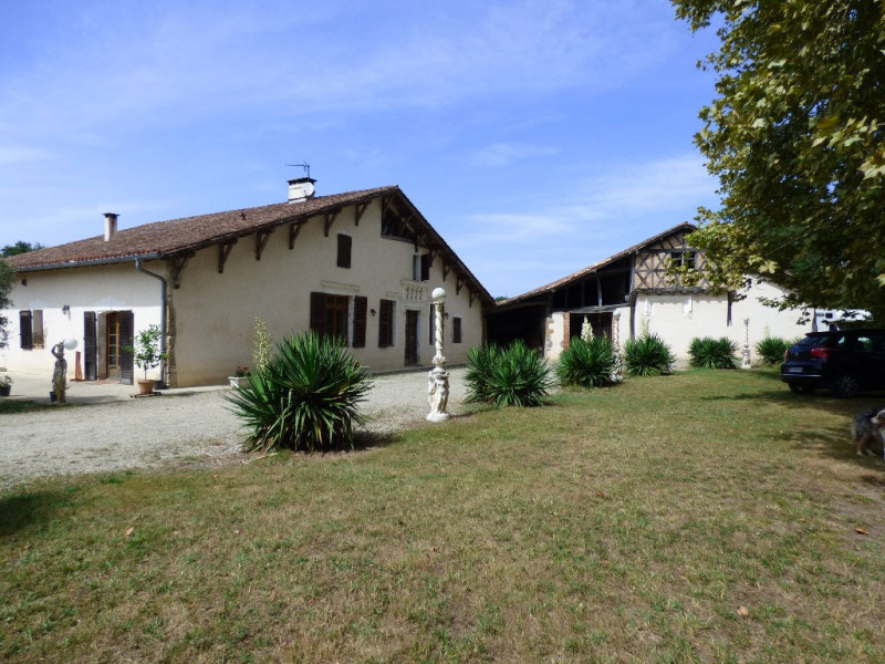 Vente maison / villa Sort en chalosse 498000€ - Photo 1