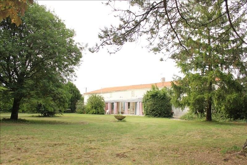 Vente maison / villa Cire d aunis 210800€ - Photo 1