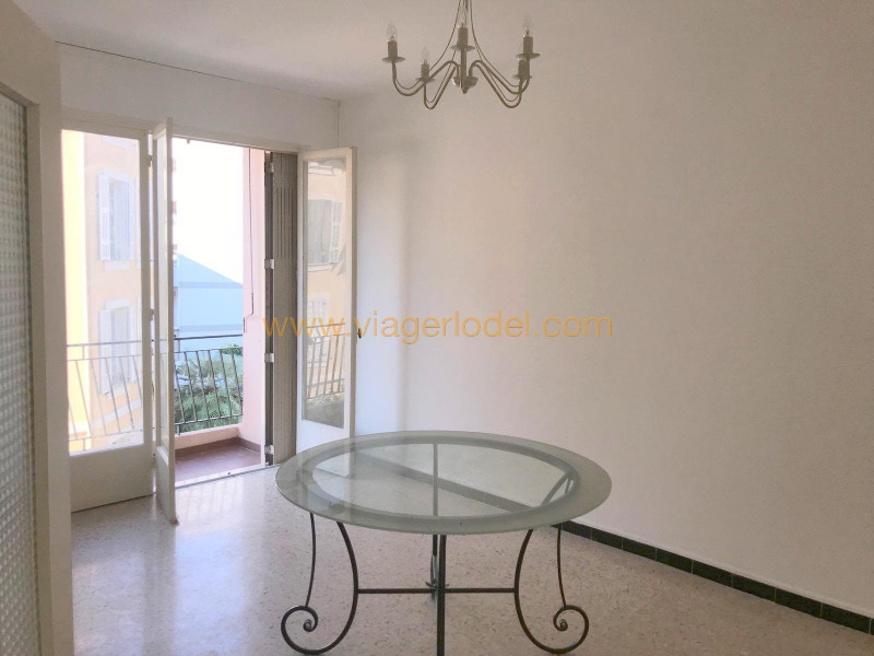 Life annuity apartment Nice 30 000€ - Picture 2