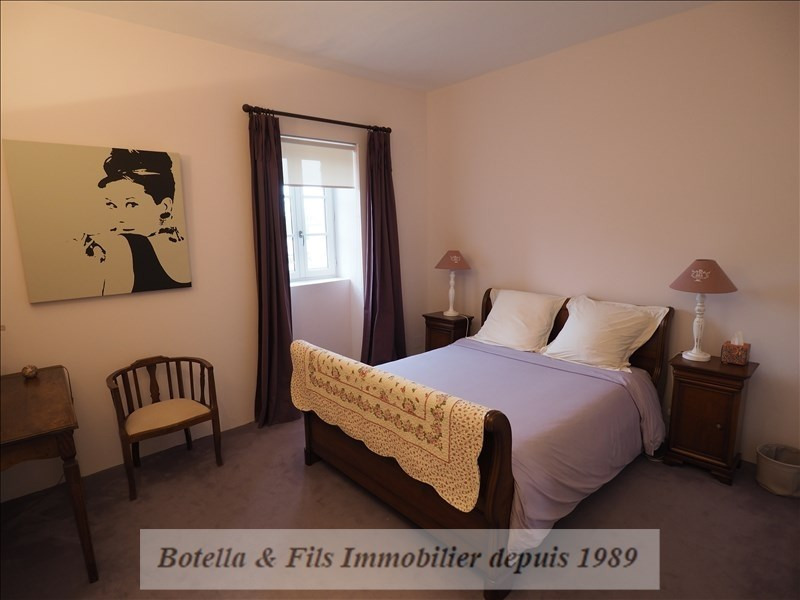 Immobile residenziali di prestigio casa Uzes 595000€ - Fotografia 12