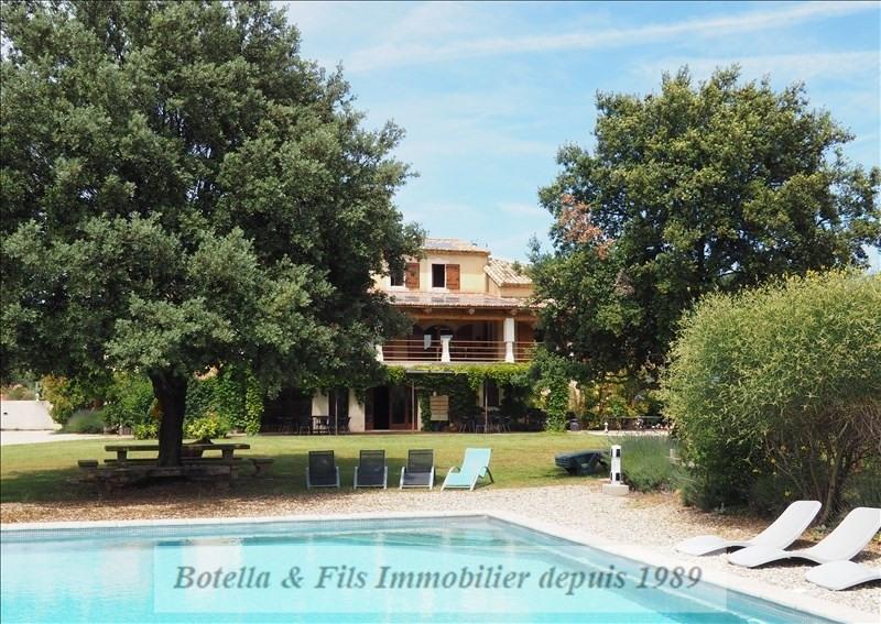 Vente de prestige maison / villa Laudun 960000€ - Photo 7