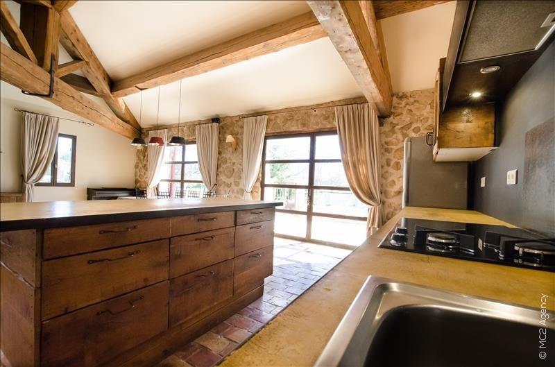 Vente de prestige maison / villa Pourrieres 572000€ - Photo 8