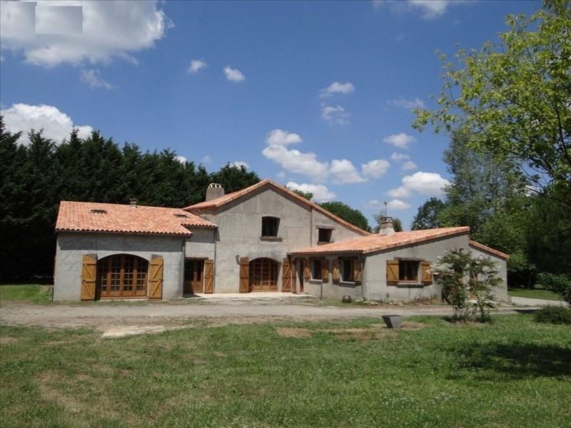 Vente maison / villa Beruges 249000€ -  1
