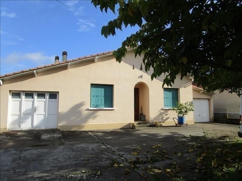 Vente maison / villa Mussidan 122000€ - Photo 1
