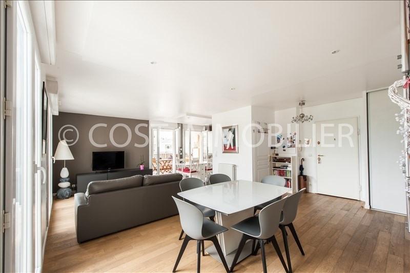 Verkoop  appartement Asnieres sur seine 495000€ - Foto 4