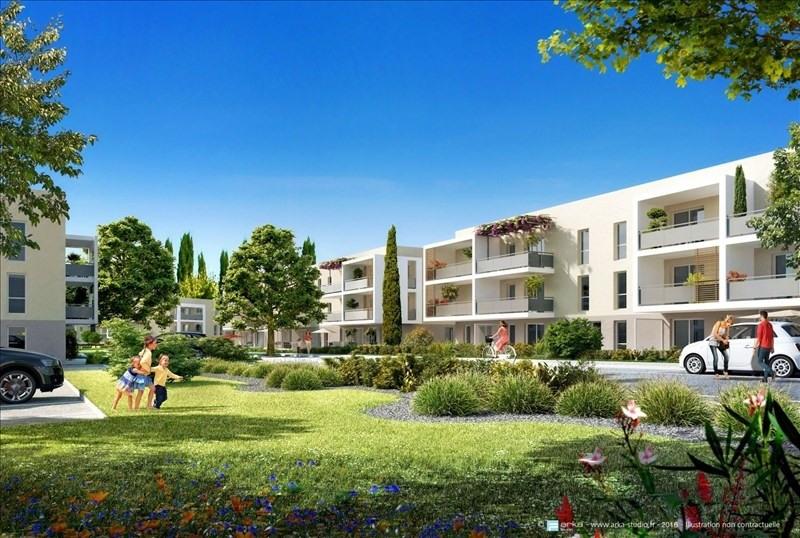 Vente appartement Gignac-la-nerthe 202000€ - Photo 2