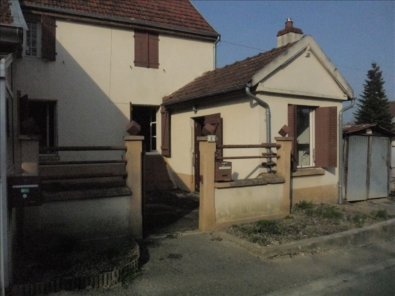 Sale house / villa Pontailler sur saone 55 100€ - Picture 1