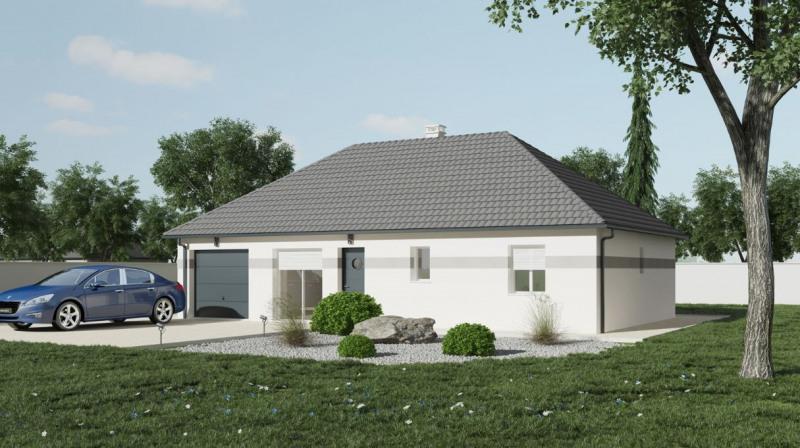 Maison  4 pièces + Terrain 700 m² Lagraulière par MAISONS CTP