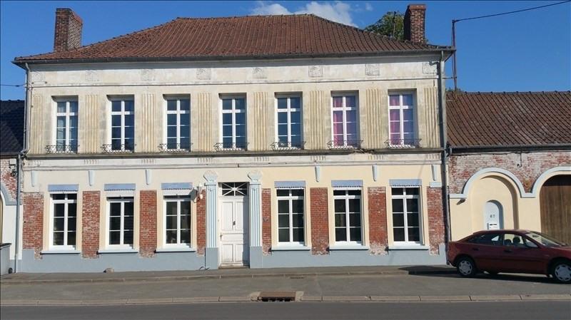 Vente de prestige maison / villa Lapugnoy 280800€ - Photo 1