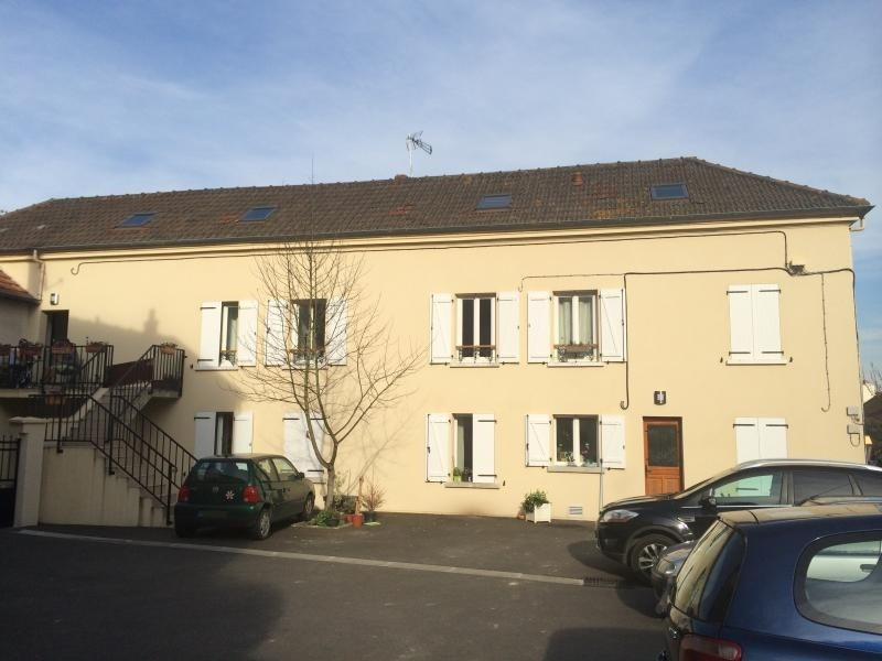 Rental apartment Villennes sur seine 772€ CC - Picture 1