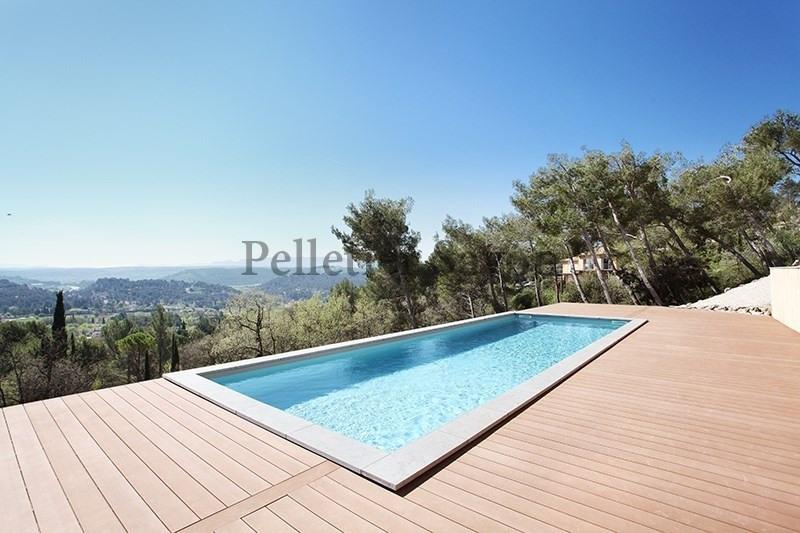 Vente de prestige maison / villa Le tholonet 1490000€ - Photo 4