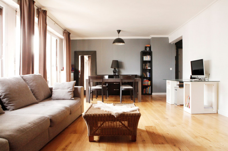 Sale apartment Épinay-sur-seine 218000€ - Picture 2