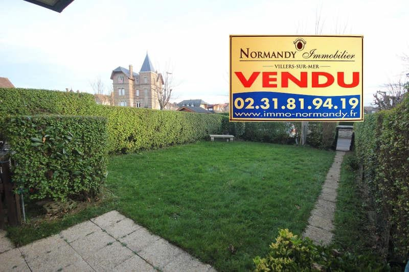 Vente appartement Villers sur mer 122500€ - Photo 1