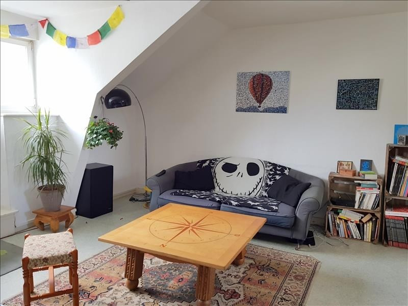 Sale apartment Vannes 105500€ - Picture 1