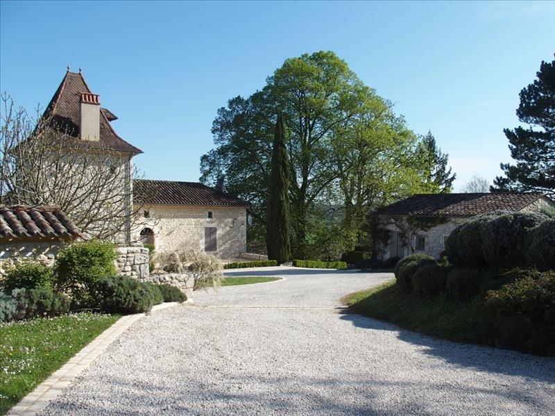 Vente de prestige maison / villa Tournon d agenais 830000€ - Photo 1