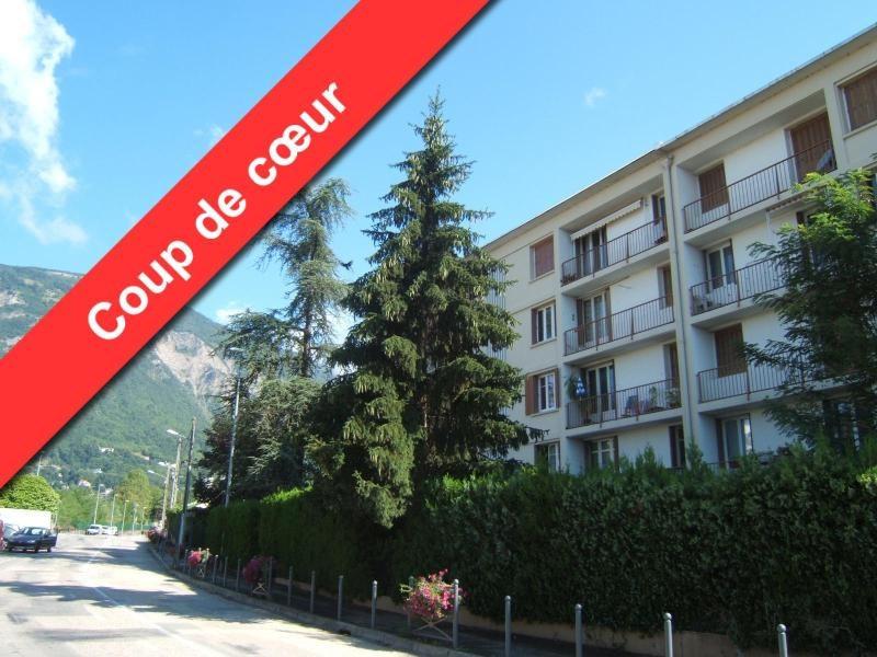 Location appartement La tronche 619€ CC - Photo 1