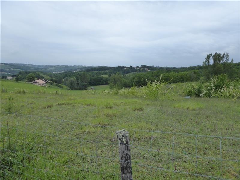 Vente terrain L honor de cos 44000€ - Photo 1