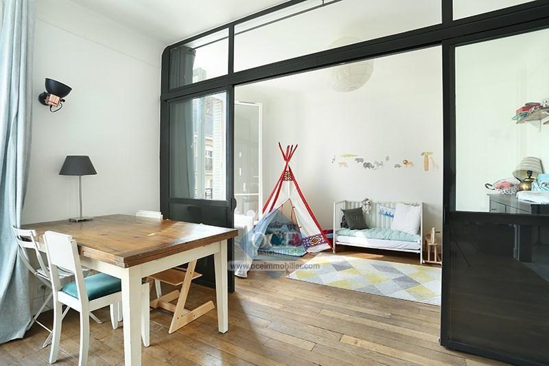 Vente appartement Paris 11ème 655000€ - Photo 6