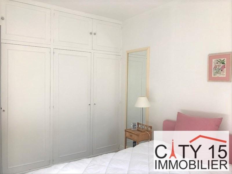 Rental apartment Paris 15ème 1150€ CC - Picture 3