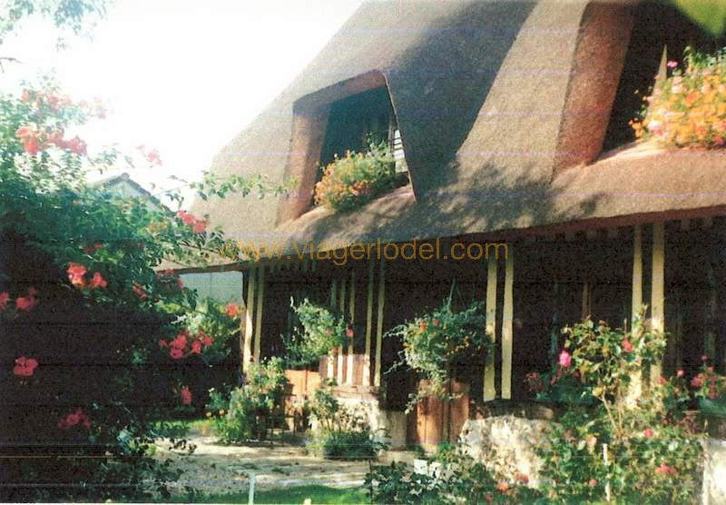 Life annuity house / villa Blacqueville 105 000€ - Picture 6