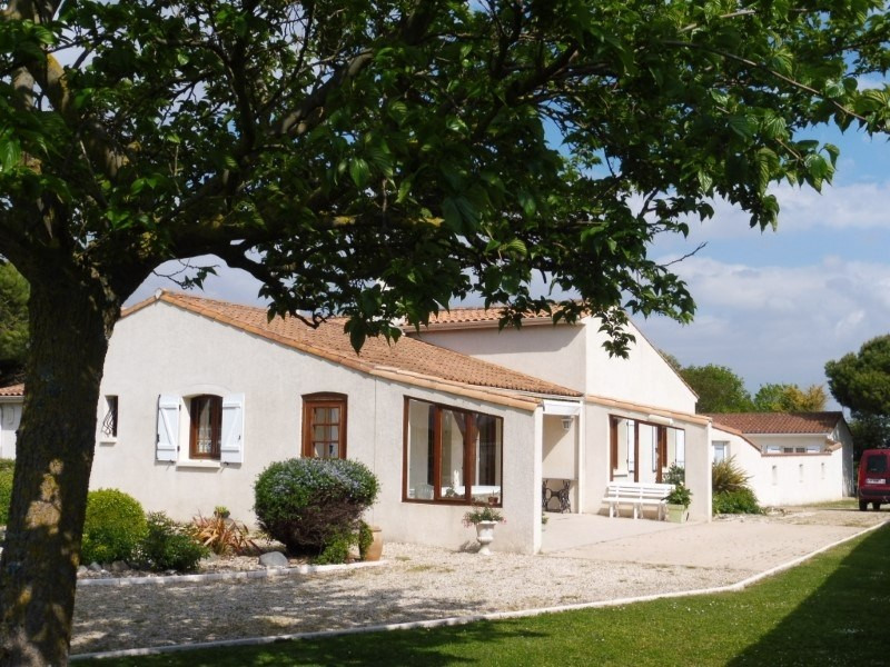 Sale house / villa Meschers sur gironde 357 645€ - Picture 1