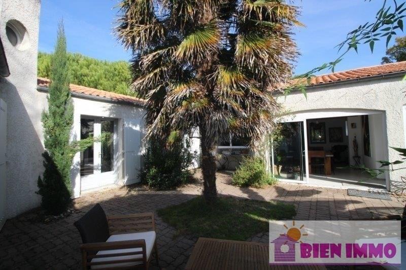 Vente maison / villa Saint sulpice de royan 395200€ - Photo 1