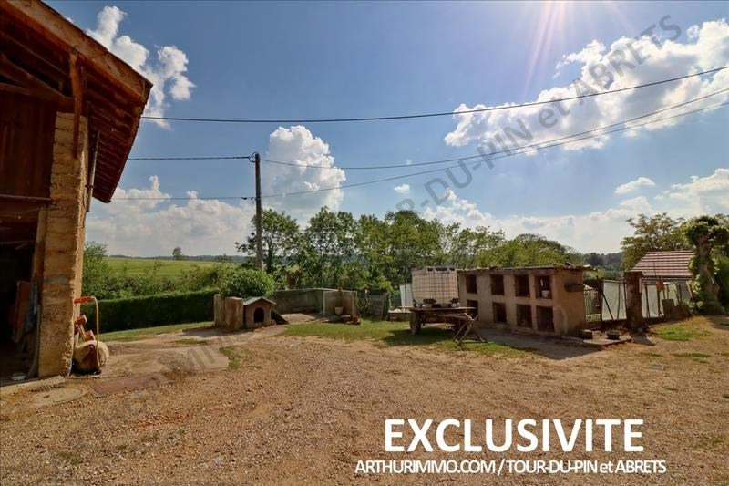 Vente maison / villa La tour du pin 146000€ - Photo 11