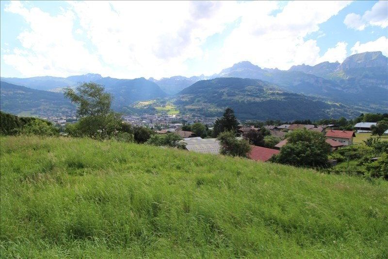 Vente terrain Sallanches 212000€ - Photo 1