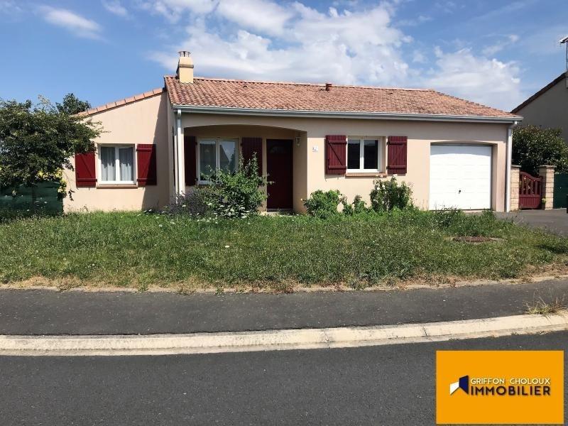 Vente maison / villa Beaupreau 188300€ - Photo 1